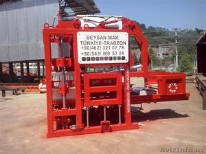 станок для изготовления блоков PRS-800 - Изображение #2, Объявление #1164909