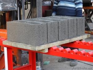 станок для изготовления блоков PRS-800 - Изображение #1, Объявление #1164909